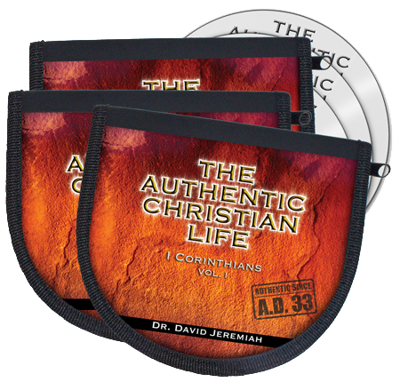 The Authentic Christian Life: Volumes 1-3 Image
