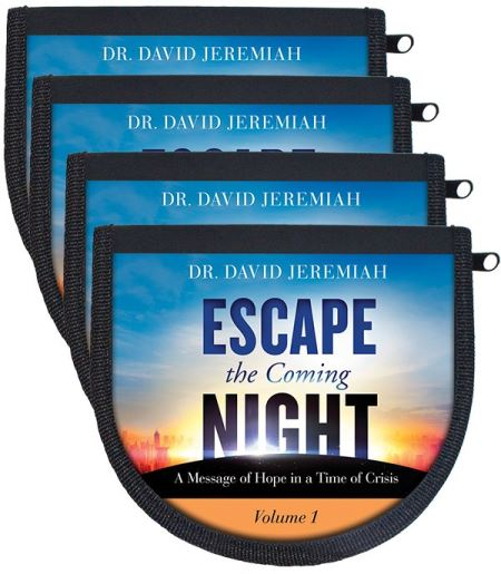 Escape the Coming Night - Volumes 1-4