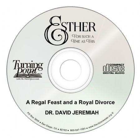 A Regal Feast and a Royal Divorce Image
