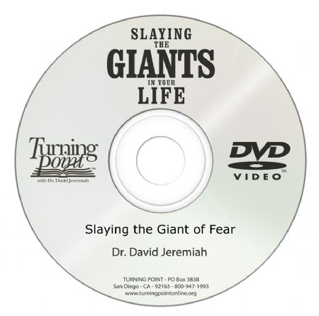 Slaying the Giant of Fear Image