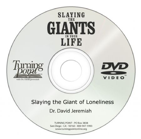 Slaying the Giant of Loneliness Image