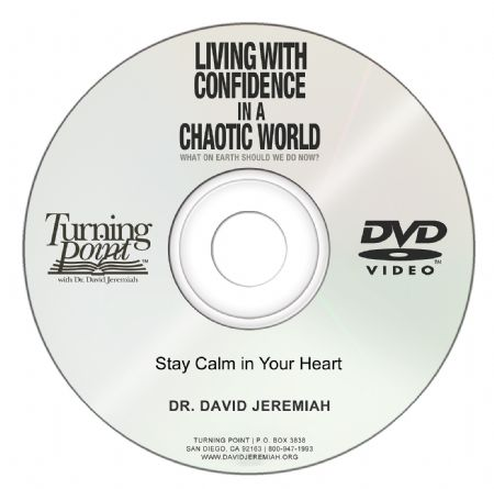 Stay Calm in Your Heart Image