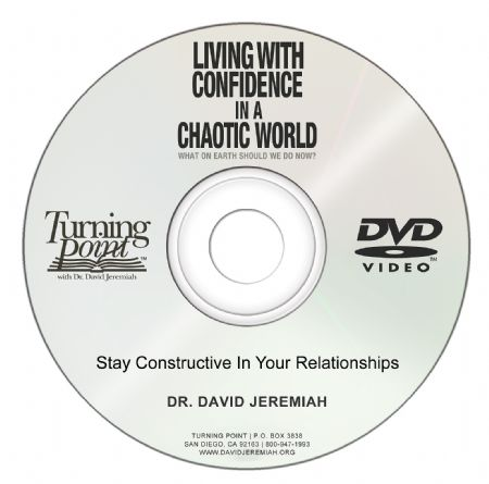 Stay Constructive In Your Relationships Image