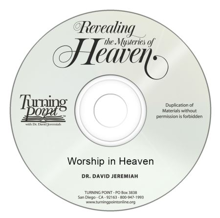 Worship in Heaven Image