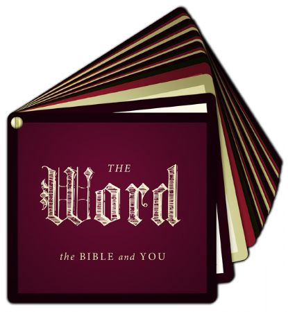 The Word, The Bible and You Image