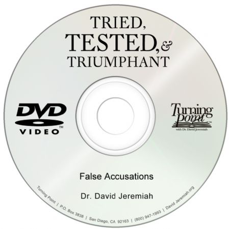 False Accusations Image