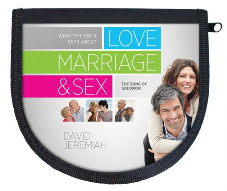 What the Bible Says About Love, Marriage, & Sex  CD Album Image