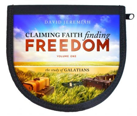 Claiming Faith, Finding Freedom - Volume 1