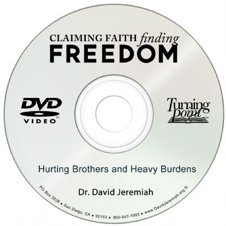 Hurting Brothers and Heavy Burdens Image