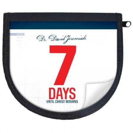 7 Days Until Christ Returns