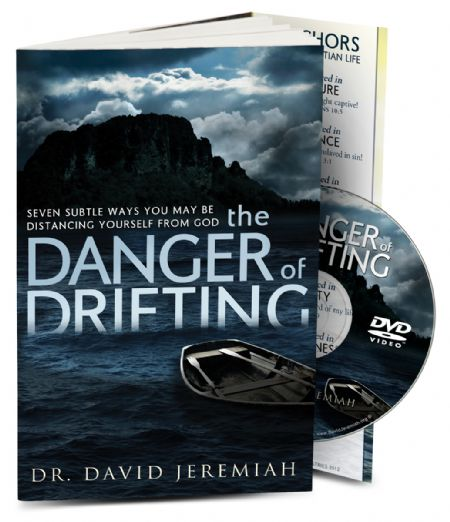 The Danger of Drifting Booklet Image