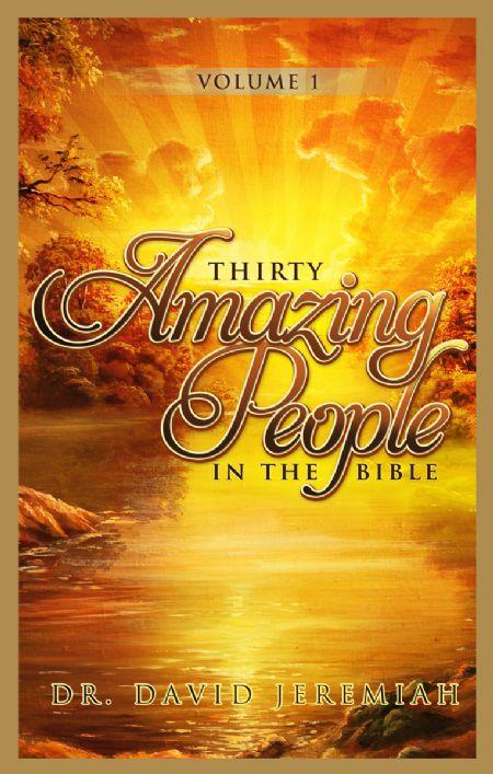 30 Amazing People - Volume 1