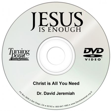 Christ is All You Need Image