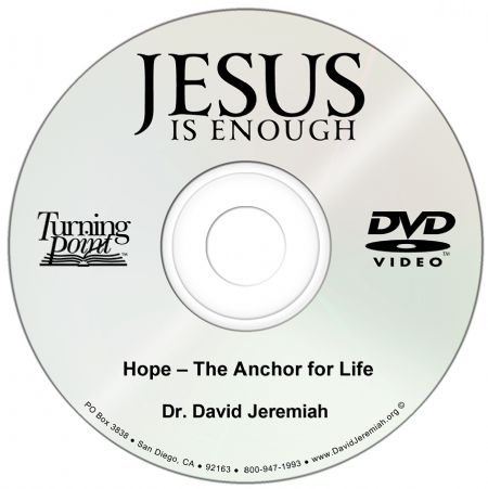 Hope – The Anchor for Life Image