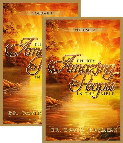 30 Amazing People - Volumes 1 & 2