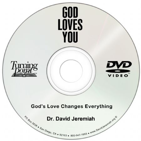 God's Love Changes Everything Image