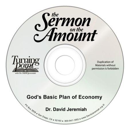 God's Basic Plan of Economy Image