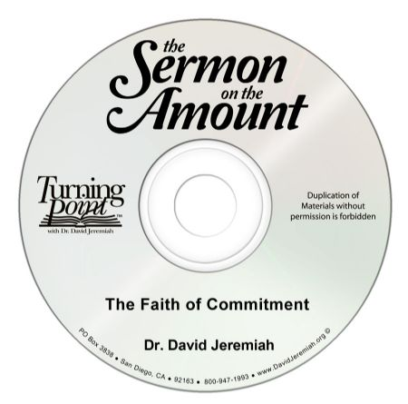 The Faith of Commitment Image