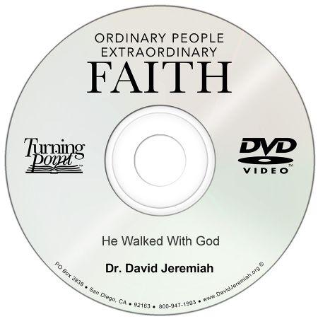 He Walked With God Image