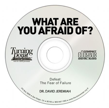 Defeat: The Fear of Failure Image