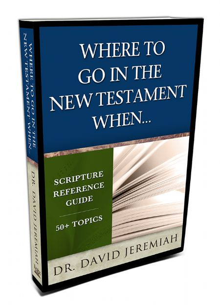 Where to Go in the New Testament When… Image