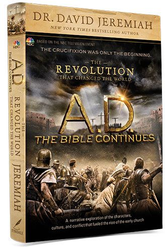 The Revolution That Changed the World: A.D.
