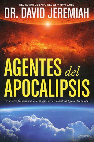 Agentes del Apocalipsis libro Image