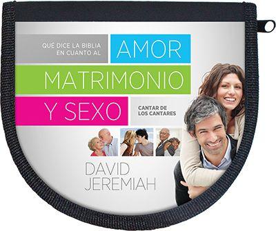 Qué dice la Biblia en cuanto al Amor, Matrimonio y Sexo álbum de CD Image