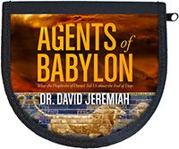 Agents of Babylon CD Album Image