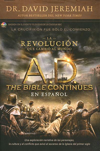 A.D. La revolución que cambió al mundo Image