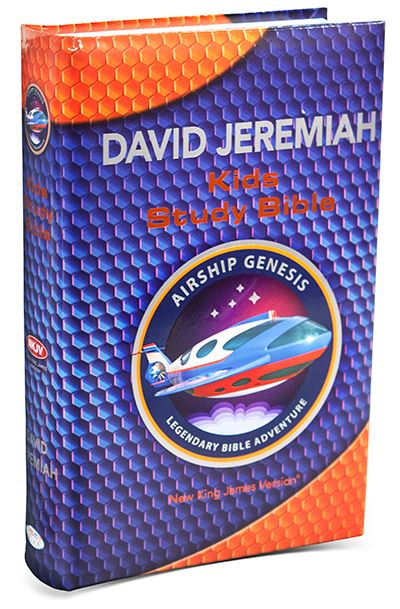 Airship Genesis: Kids Study Bible Hardcover Image