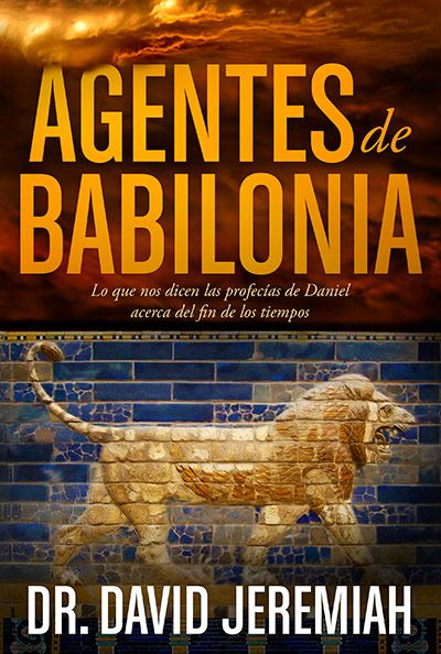Agentes de Babilonia Libro Image