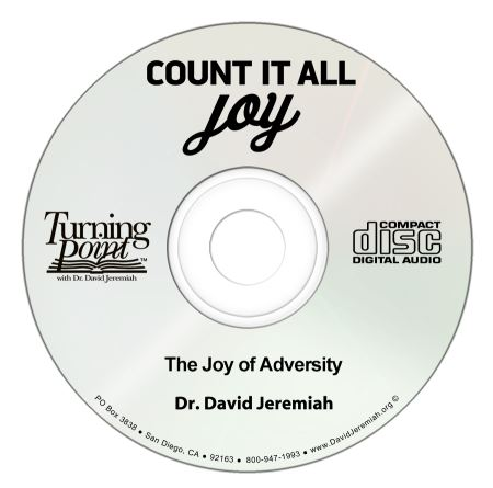 The Joy of Adversity Image