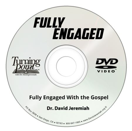 Fully Engaged With the Gospel Image