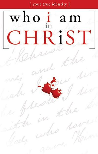 Who I am in Christ Booklet Image