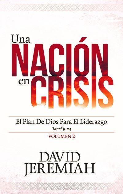 Una nación en crisis, Vol. 2: El plan de Dios para Image