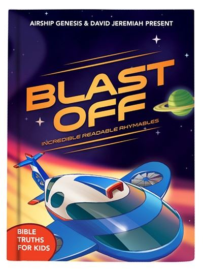 Blast Off! Incredible Readable Rhymables Book Image