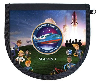 Airship Genesis Season 1 CD Album Image