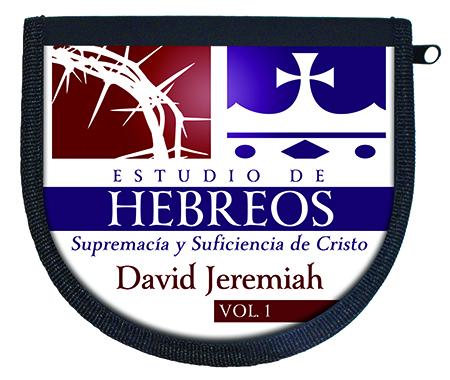 Supremacía y Suficiencia de Cristo: Estudio de Hebreos-Vol. 1 Image