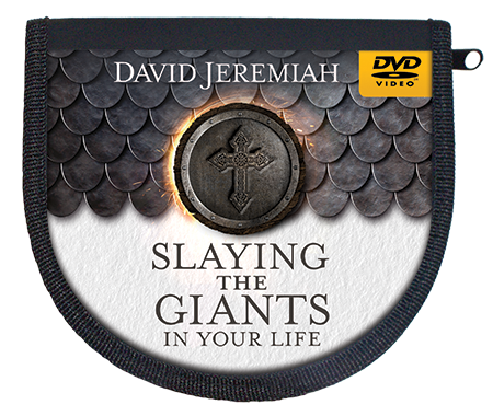 Slaying the Giants in Your Life DVD album Image