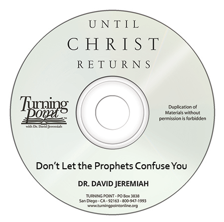 Don't Let the Prophets Confuse You Image
