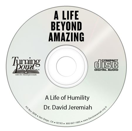 A Life of Humility  Image