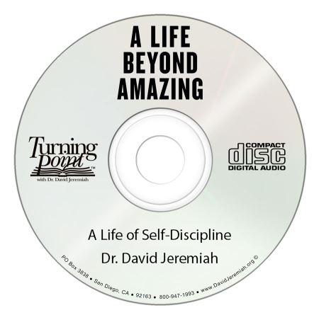 A Life of Self-Discipline Image