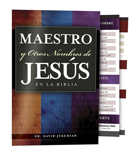Maestro y Otros Nombres de Jesús en la Biblia  Image