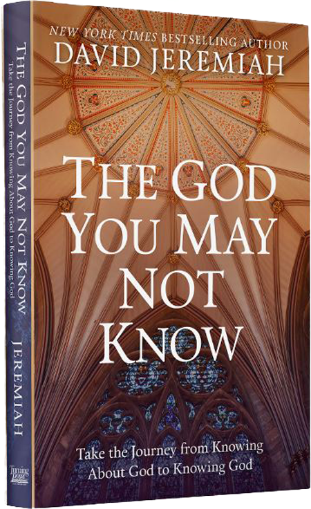The God You May Not Know (hardcover book)