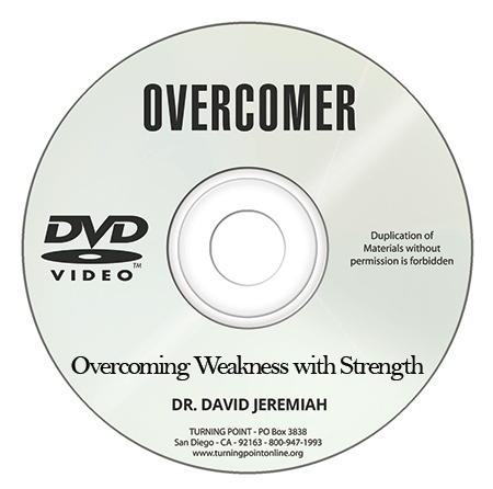 Overcoming Weakness With Strength Image