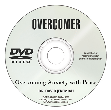 Overcoming Anxiety with Peace Image