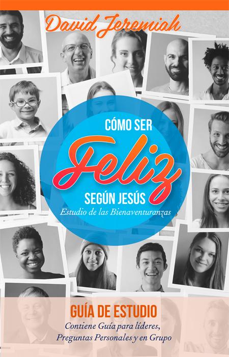 Cómo Ser Feliz Según Jesús-Guía de Estudio Image