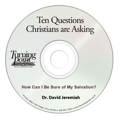 How Can I Be Sure of My Salvation? Image