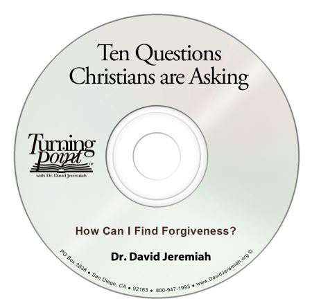 How Can I Find Forgiveness? Image